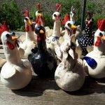 Workshop keramiek de kip of het ei clay-obscuur