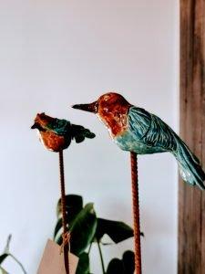 vogels boetseren online workshop