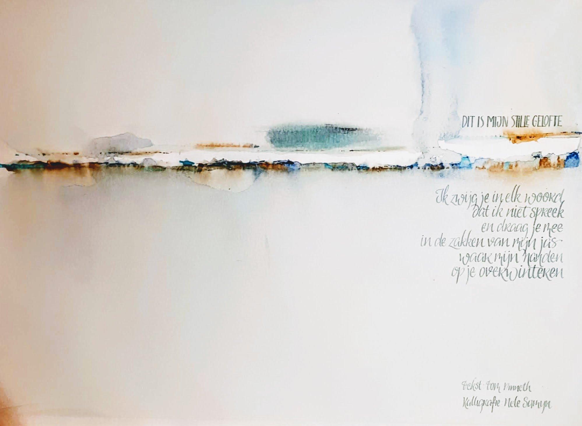 workshop abstract aquarellen